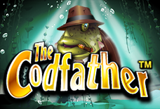 The Codfather Slots Online Logo