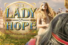 The Lady of Hope Slots Online Logo