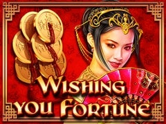 Wishing you Fortune Slots Online Logo