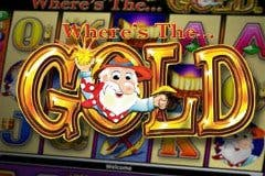 Wheres the Gold Slots Online Logo