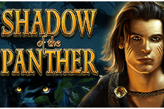 Shadow of the Panther Slots Online Logo