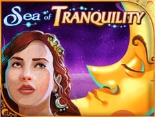 Sea of Tranquility Slots Online Logo