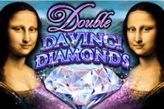 Double Da Vinci Diamonds Slots Online