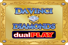 Da Vinci Diamonds Slots Online