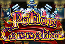 Potion Commotion Slots Online