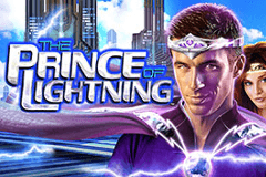 Prince of Lightning Slots Online Logo