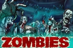 The Zombies Slots Online Logo