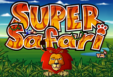 Super Safari Slots Online
