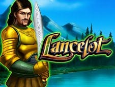 Lancelot Slots Online Logo