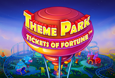 Theme Park - Tickets of Fortune Slots Online Logo