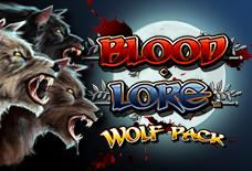 Bloodlore Wolf Pack Slots Online