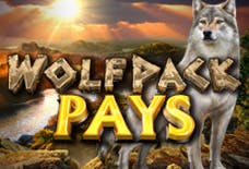 Wolfpack Pays Slots Online Logo