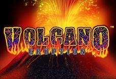 Volcano Eruption Slots Online Logo
