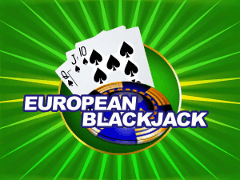 European Blackjack Online Logo