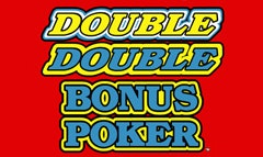 Game King Double Double Bonus Poker Online