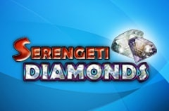 Serengeti Diamonds Slots Online Logo