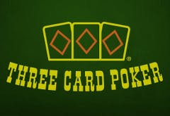 Three Card Poker Online Logo