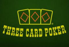 Three Card Poker Online Logo