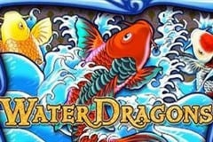 Water Dragons Slots Online Logo