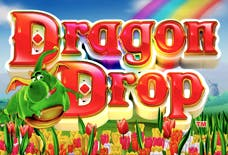 Dragon Drop Slots Online Logo
