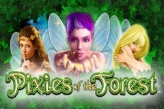 Pixies of the Forest Slots Online Logo