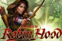 The Legend of Robin and Mariam Slots Online Logo