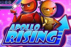 Apollo Rising Slots Online Logo