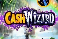Cash Wizard Slots Online Logo