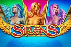 Sirens Slots Online Logo