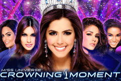 Miss Universe Crowning Moment Slots Online Logo