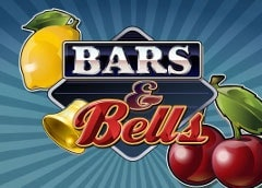 Bars and Bells Slots Online Logo