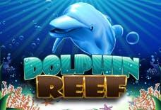 Dolphin Reef Slots Online Logo