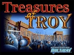 Treasures of Troy Slots Online