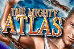 The Mighty Atlas Slots Online Logo