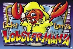 Lucky Larry Lobstermania 2 Slots Online