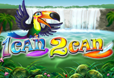 1Can 2Can Slots Online Logo