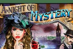Night of Mystery Slots Online Logo