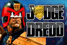 Judge Dredd Slots Online Logo