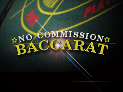 No Commission Baccarat Online