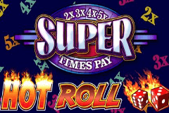 Hot Toll Super Times Pay Slots Online Logo