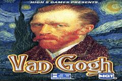 Van Gogh Slots Online Logo