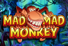 Mad Mad Monkey Slots Online