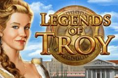 Legends of Troy Slots Online Logo