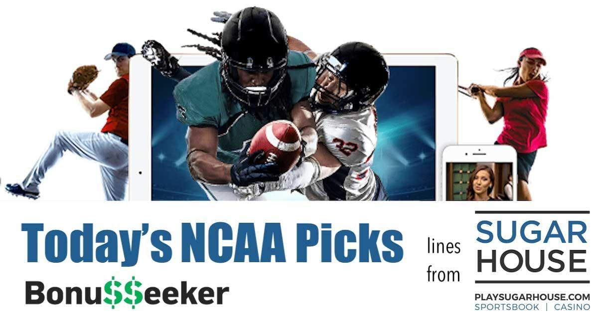 NCAA Tournament Picks Saturday, April 6 With SugarHouse Sportsbook - Final Four