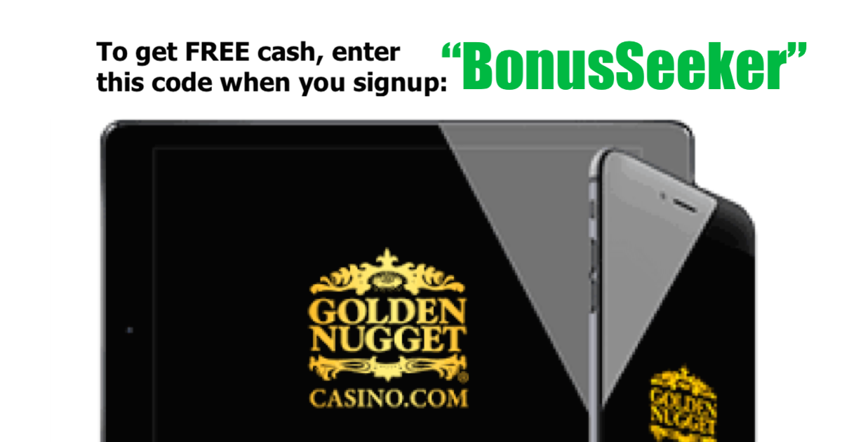 What are the Best Golden Nugget Online Casino Bonus Codes?