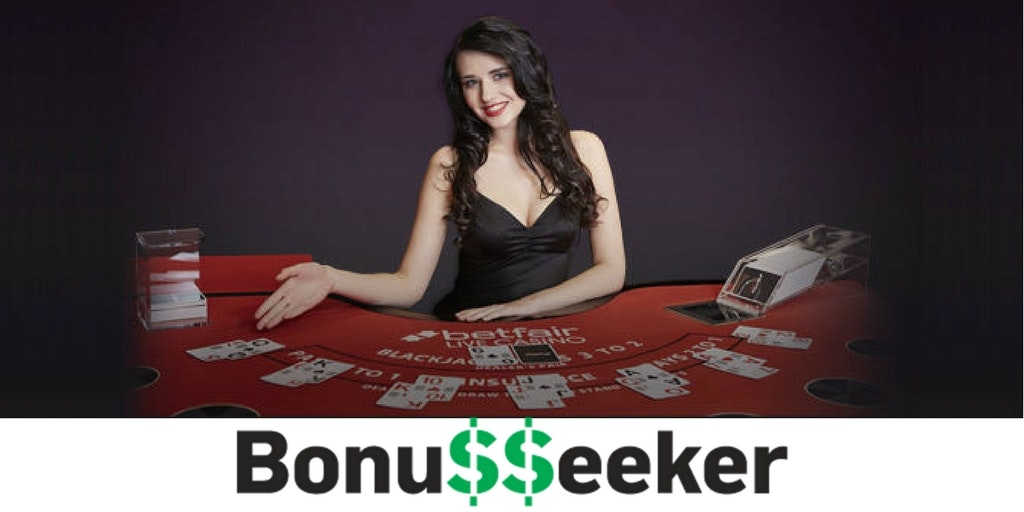 Betfair Casino Promo Code: Play Live Dealer Free