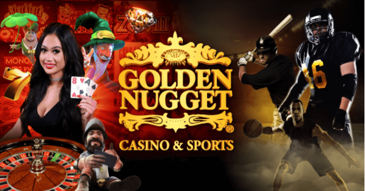 Golden Nugget Online Casino Launches NJ Sportsbook App Featured Image
