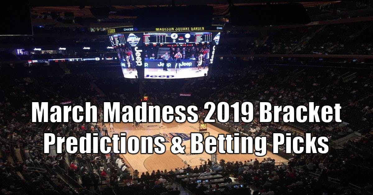 March Madness Bracket Predictions & NCAA Picks On FanDuel Sportsbook By Brian Sausa