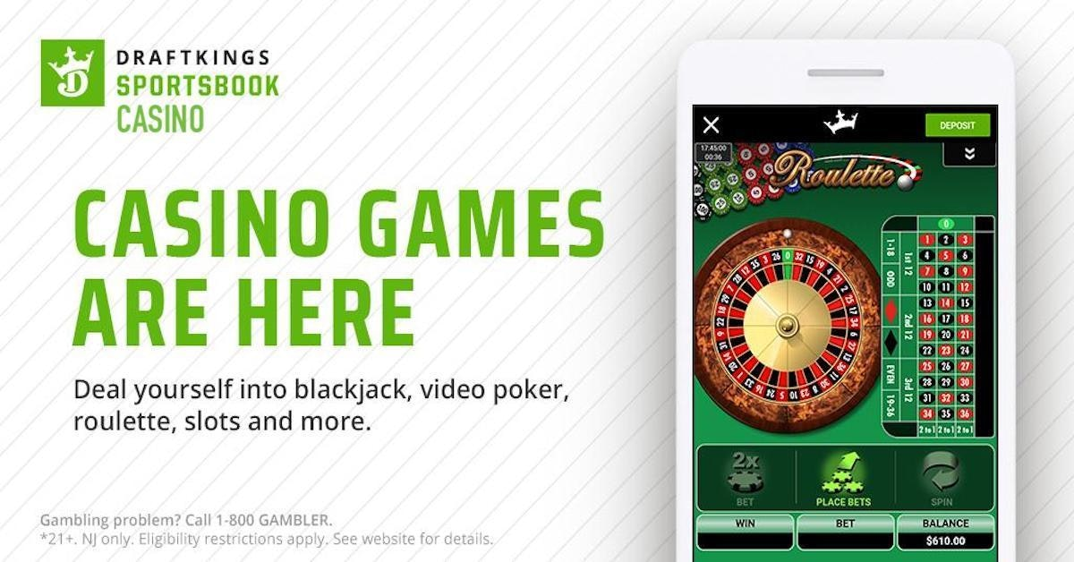 DraftKings Online Casino Adds Live Dealer Games