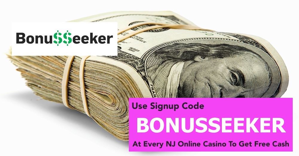 NJ Online Casino Bonus Codes (July 2017)